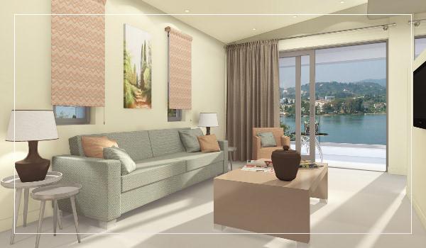 panoramabung - Bungalows & Villas
